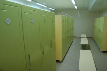 gym high school locker