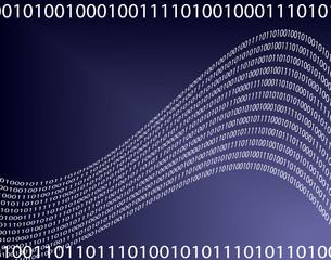 Data blue