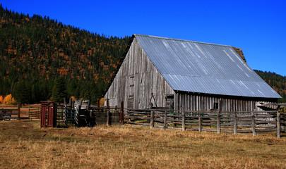 Old Idaho Barn 3