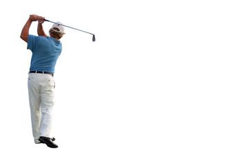 Golf Swing 12