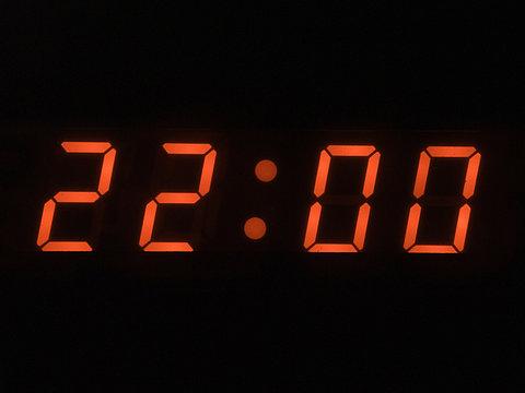 ten o clock pm