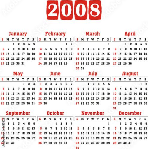 Кили хазелл - официальный календарь на 2009 год
