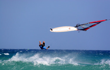 Windsurfen