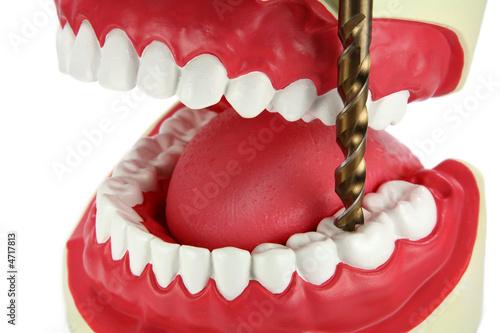 дрель для зубов