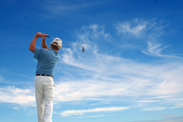 Golf Swing 13