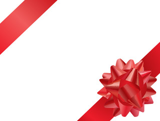 Gift Bow (editable vector or XXL jpeg image)
