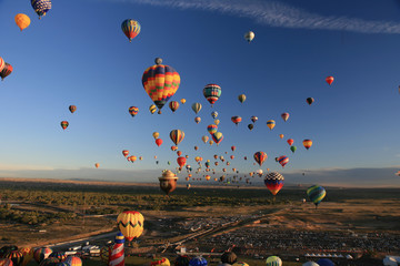 Balloon Fiesta 2007