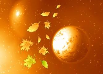 Autumn space