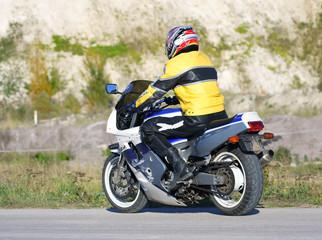 Extremal biker