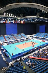 volleyball arena