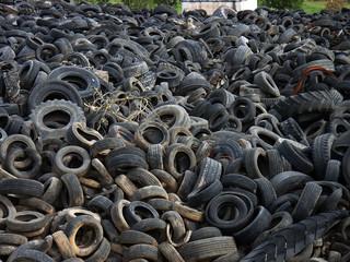 Tire Landfill