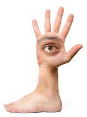 Funny hand
