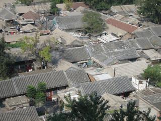 Hutongs in Peking