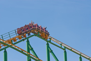 Rollercoaster Cart