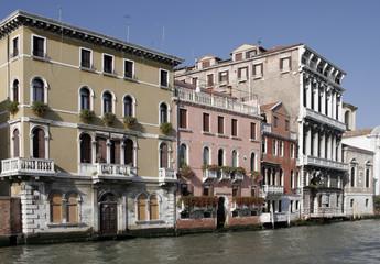 Venice, Italy - Water Front Facade