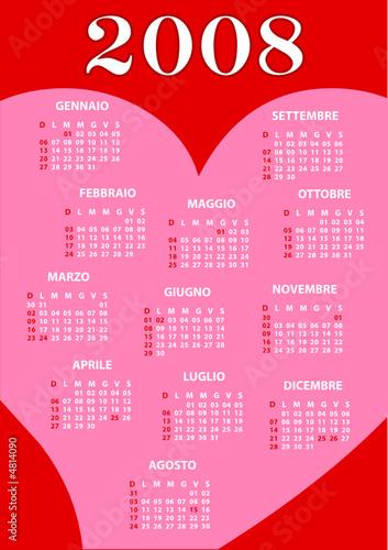 Calendario 2008.Calendario 2008 Stock Image And Royalty Free Vector Files On