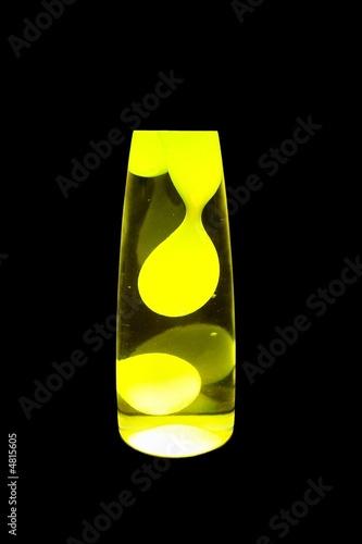 Bulles d 39 une lampe lave photo libre de droits sur la for Lampe a lave acheter