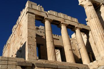 Propylaia, Acropolis, Athens