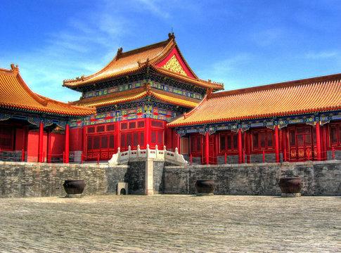 Forbidden City - Beijing / China