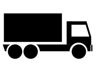 LKW Symbol