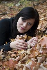 Chanelle in Autumn