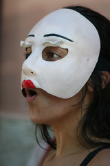 Masque de Commedia