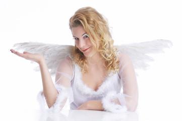 gesture and wings