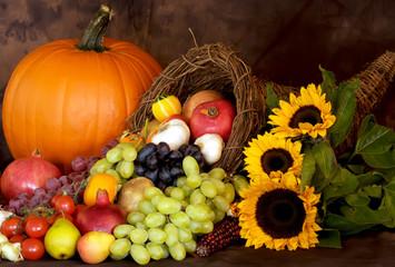 Thanksgiving Bounty