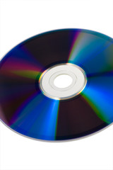 Colorful DVD (shallow depth of field)