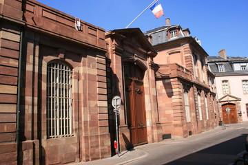 Mairie de la ville de Strasbourg (Alsace)