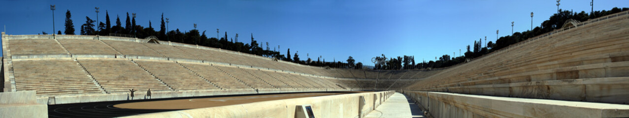 Ancient Olympic Stadium Athens