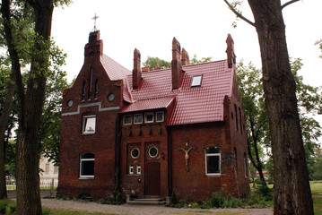 Brick church