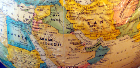 Iran, irak, egypte, arabie séoudite