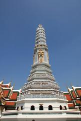 Wat Phrae Kaw in Bangkok