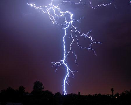 Lightning - Tucson,AZ
