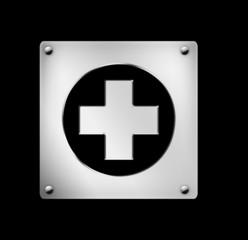 icon, medical, medical symbol, health, illustration, plus