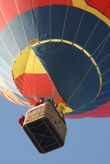 Acrylic Prints Sky sports mongolfiera