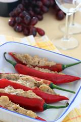 Stuffed chilies