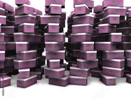 schuhkarton stockfotos und lizenzfreie bilder auf. Black Bedroom Furniture Sets. Home Design Ideas