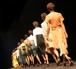 Fashion show.