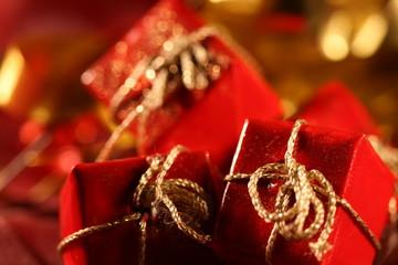 Päckchen für Weihnachten