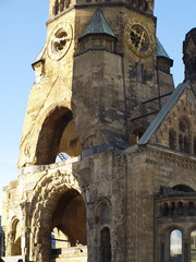 hohler zahn gedächtnis kirche in berlin