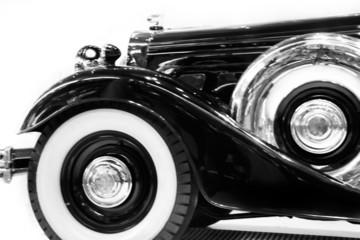 Deutscher Luxus-Oldtimer