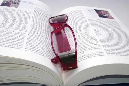 descanso de lectura