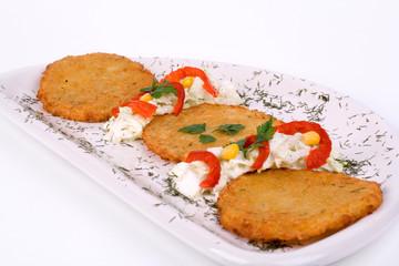 Potato Pancake  / Griddle Cake