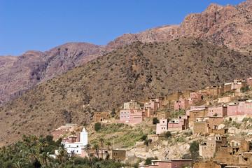 Morocco, Atlas mountain