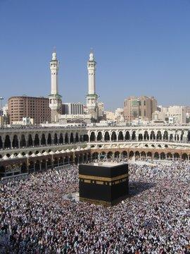 Hadj in Mecca