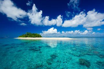 Fototapeta premium Raj na tropikalnej wyspie