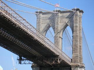 brooklyn brücke new york usa