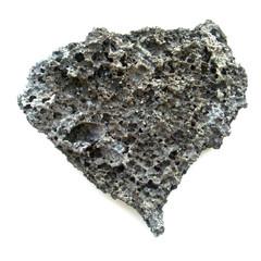 pierre alvéolée de lave